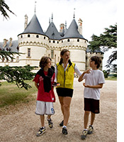 Loire Valley Family Biking Trips photo